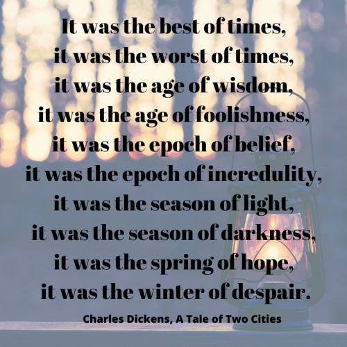 Tale of Two Cities Quote